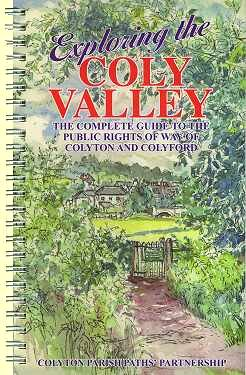 Book of Coly Valley footpaths